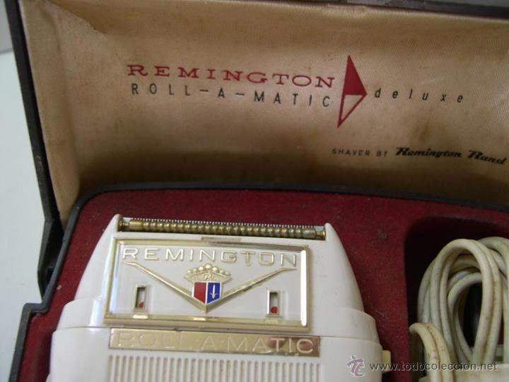 Antigüedades: MAQUINA DE AFEITAR REMINGTON - Foto 4 - 53245966