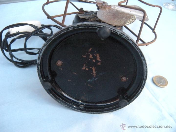 Antigüedades: PEQUEÑO VENTILADOR NUMAX - Foto 4 - 53308024