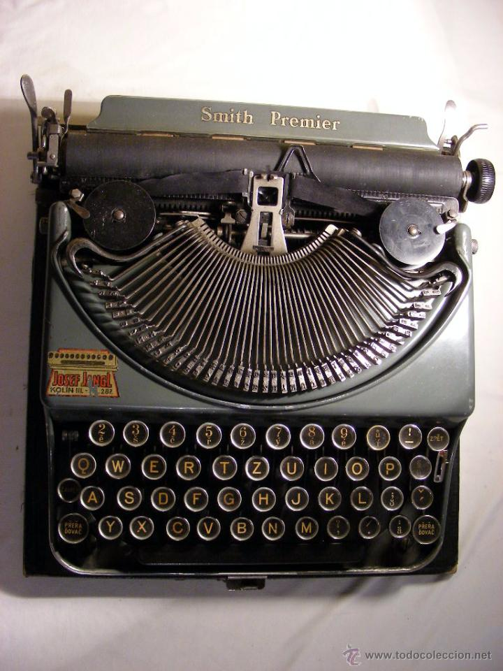 Antigüedades: Smith Premier de 1935 - Foto 2 - 53308321