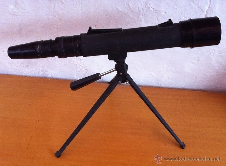 CATALEJO TASCO 15 X 45 CON ZOOM. (Antigüedades - Técnicas - Instrumentos Ópticos - Catalejos Antiguos)