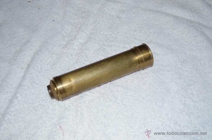 Antigüedades: Catalejo de bronce - Foto 2 - 53352702