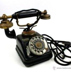 Teléfonos: TELÉFONO ANTIGUO AKTIESELSKAB DENMARK COPENHAGEN, VER FOTOS ANEXAS.. Lote 53429052