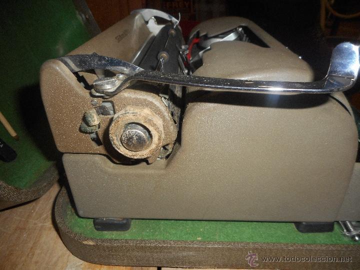 Antigüedades: Máquina escribir Remington - Foto 2 - 53453036