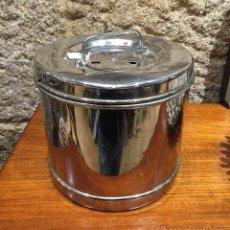 Antigüedades: CAJA DE ESTERILIZACIÓN. Lote 53460768