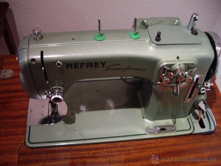 maquina de coser refrey cl-427 - Comprar Máquinas de Coser