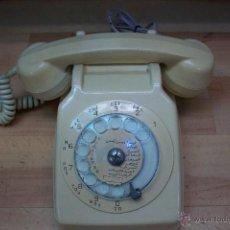 Teléfonos: ANTIGUO TELEFONO FRANCES UTILIZADO EN ARGELIA-FUNCIONA. Lote 53467234