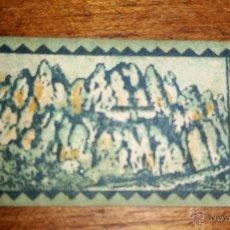 Antigüedades: HOJA DE AFEITAR-LAMETTA DA BARBA - RAZOR BLADE. Lote 53532564