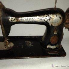 Antigüedades: MAQUINA DE COSER SINGER. Lote 53571951