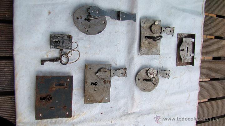 Cerraduras pequenas para cofres