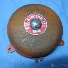 Antiques - ANTIGUO TIEMBRE FABRICA V 24 ELECTRA TIPO S.I.A.D MADE ITALY - 53596205