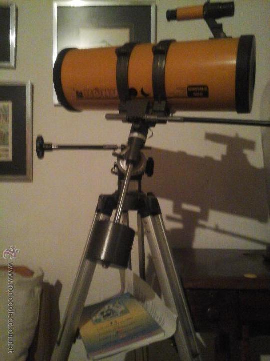TELESCOPIO (Antigüedades - Técnicas - Otros Instrumentos Ópticos Antiguos)
