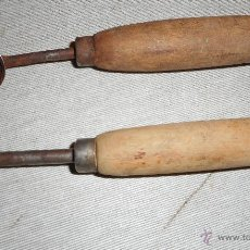 Antigüedades: DOS ANTIGUOS UTENSILIOS DE COCINA. Lote 53625648