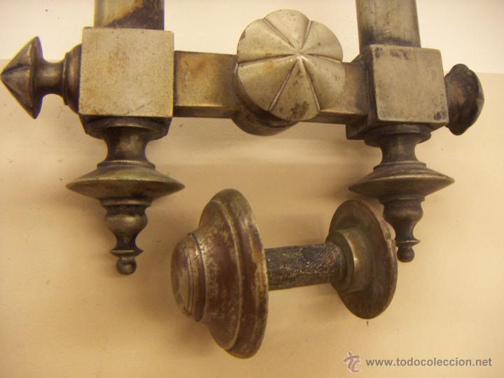 Antigüedades: Antiguo llamador artesania Valenciana final del S.XIX - Foto 3 - 53642936
