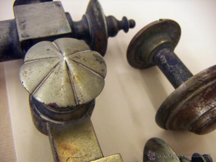 Antigüedades: Antiguo llamador artesania Valenciana final del S.XIX - Foto 6 - 53642936