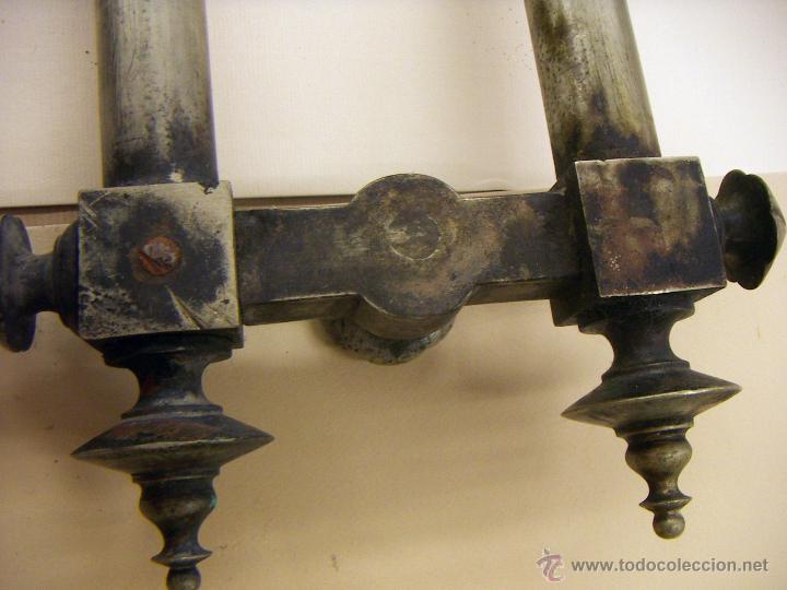 Antigüedades: Antiguo llamador artesania Valenciana final del S.XIX - Foto 8 - 53642936