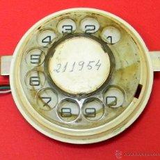 Teléfonos: DIAL DE TELEFONO HERALDO - CITESA - EN PERFECTO FUNCIONAMIENTO - SOLO NECESITA LIMPIEZA. Lote 53650726