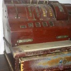 Antigüedades: CAJA REGISTRADORA ANTIGUA. Lote 53705654