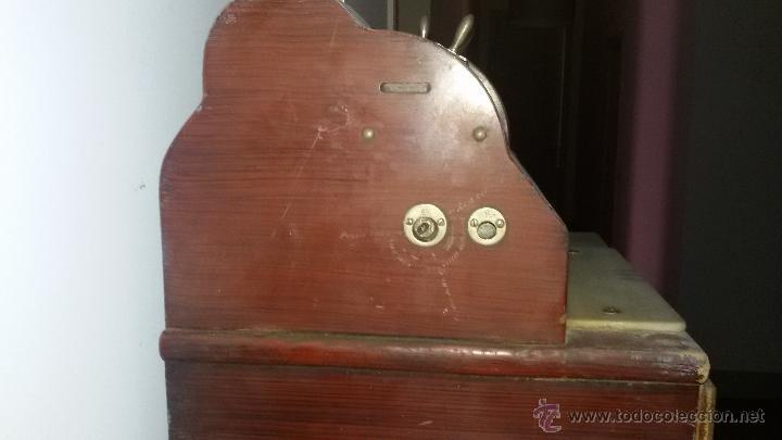 Antigüedades: CAJA REGISTRADORA ANTIGUA - Foto 2 - 53705654