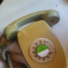 Teléfonos: VINTAGE TELÉFONO PARED ECUALIZADO COMPAÑIA TELEFONICA ESPAÑOLA FABRICADO CITESA MALAGA 1969 MBE. Lote 53742665