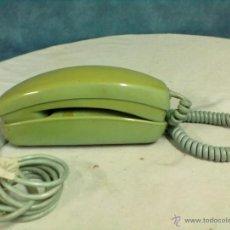 Teléfonos: VINTAGE TELEFONO AZUL. Lote 53766658