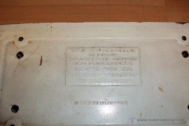 Antigüedades: ANTIGUA BALANZA ALEMANA - Foto 4 - 53772084