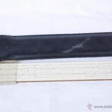 Antigüedades: REGLA DE CÁLCULO - LENINGRAD AÑO 1977 EN FUNDA ORIGINAL.. Lote 53809791