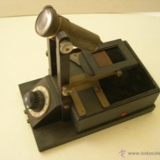 Antigüedades: ANTIGUO MICROSCOPIO. Lote 53832685