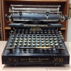 Antigüedades: SMITH PREMIER - Nº 10. Lote 53974293