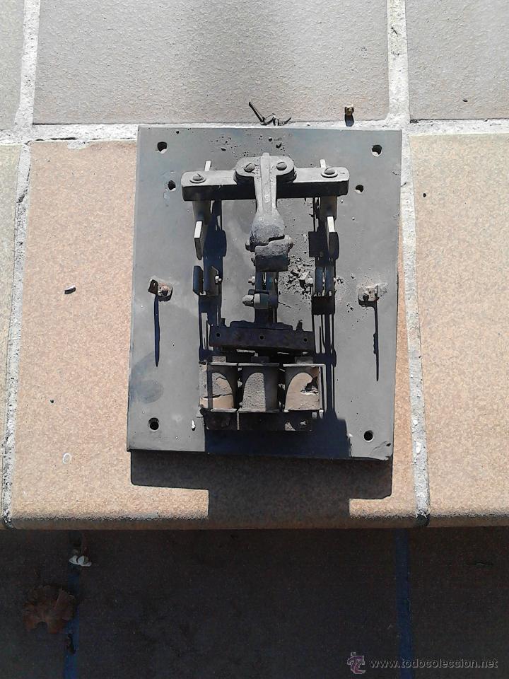 ANTIGUO CUADRO ELECTRICO (Antigüedades - Técnicas - Herramientas Profesionales - Electricidad)