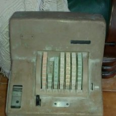 Antigüedades: CAJA REGISTRADORA. Lote 54004291