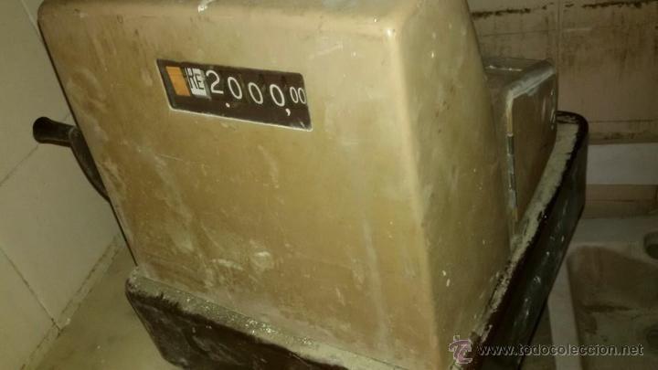 Antigüedades: caja registradora - Foto 2 - 54004291