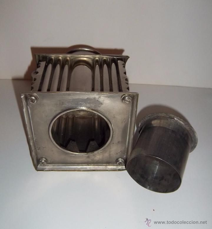 Antigüedades: Precioso molinillo de café antiguo niquelado - Foto 2 - 27314463