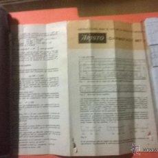 Antigüedades: REGLA DE CALCULO ARISTO 867 DARMSTADT - CURSOR CON AUMENTO - CALCULADORA - SLIDE RULE. Lote 54040996