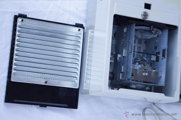 Antigüedades: Proyector AGFA - Agfacolor 50 - Con óptica AGOMAR 85 mm - Made in Germany - Foto 11 - 54049961