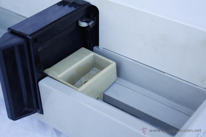 Antigüedades: Proyector AGFA - Agfacolor 50 - Con óptica AGOMAR 85 mm - Made in Germany - Foto 20 - 54049961