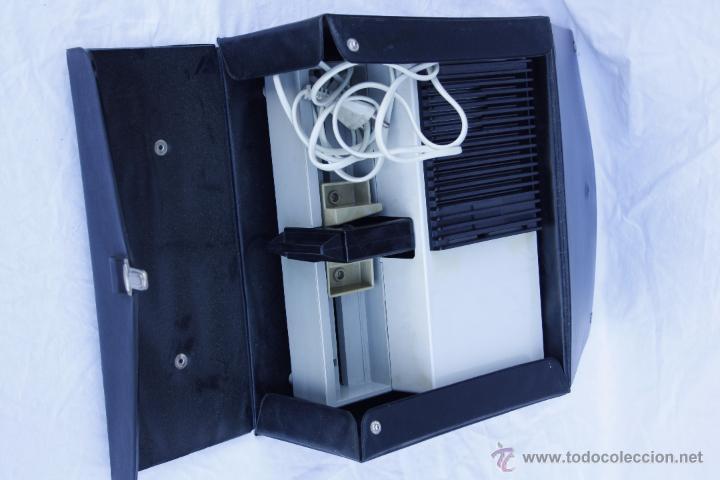Antigüedades: Proyector AGFA - Agfacolor 50 - Con óptica AGOMAR 85 mm - Made in Germany - Foto 22 - 54049961