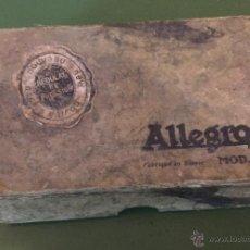 Antigüedades: MÁQUINA PARA AFILAR CUCHILLAS DE AFEITAR. Lote 54059175