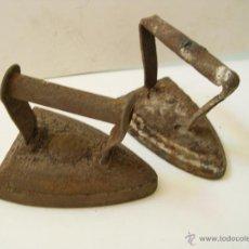 Antigüedades: LOTE DE 2 PLANCHAS ANTIGUAS. Lote 54065999