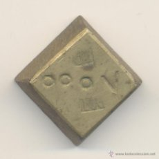 Antigüedades: PESA VALOR VOOO PESO: 27,1 GRAMOS MARCA: FR. Lote 54066849