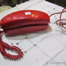 Teléfonos: TELÉFONO GÓNDOLA ROJO.. Lote 54096761
