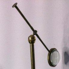 Antigüedades: CONDENSADOR DE LUZ OJO DE TORO BULLS EYE C.1850.. Lote 54113450