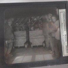 Antigüedades: MOLTENI RADIGUET MASSIOT 8 CRISTALES FIN XIX PRINCIPIOS XX MINES CHARBON. Lote 54142995