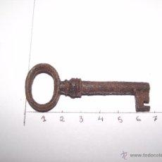 Oggetti Antichi: LLAVE HIERRO. Lote 54164338