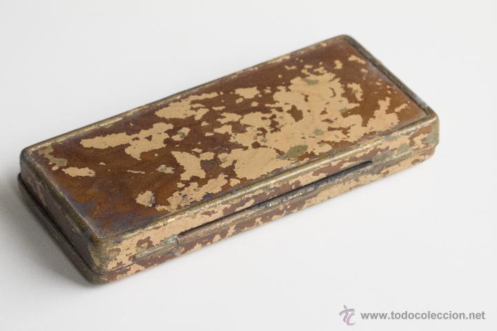 Antigüedades: Maquinilla de afeitar Maravilla - Caja Original - Foto 11 - 54174686