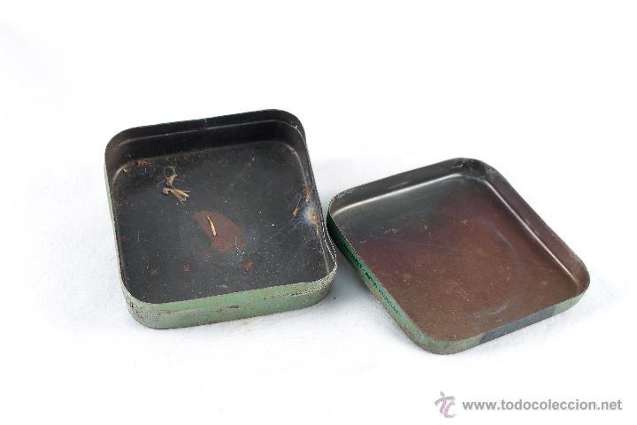 Antigüedades: Rolán Cajita para cinta de máquina de escribir-1944- - Foto 2 - 54181293
