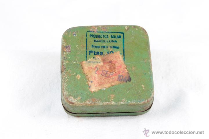 Antigüedades: Rolán Cajita para cinta de máquina de escribir-1944- - Foto 3 - 54181293
