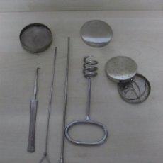 Antigüedades: INSTRUMENTAL MEDICO - QUIRURGICO . Lote 54211646