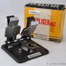 Antigüedades: * SPLICER M3 * SUPER-8 REGULAR 8 & 16 MM FILM * YASHICA * MIGHTY *. Lote 54225346
