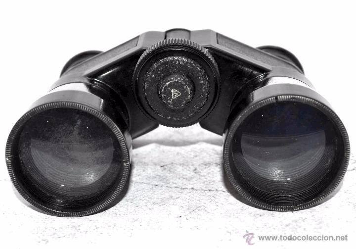 Antigüedades: EXCELENTES PRISMATICOS, BINOCULARES DE OPERA, CAMPO..MAUTNER FAVORIT 3,6x30..ALEMANIA 1960.FUNCIONAN - Foto 5 - 54250992
