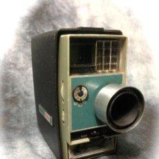 Antigüedades: TOMAVISTAS KODAK ELECTRIC 8 AUTOMATIC CAMERA ANTIGUA CAMARA SUPER 8 MM - VINTAGE CAMERA. Lote 54400556